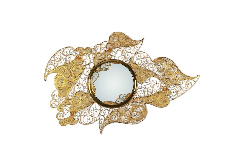 Filigree mirror 01