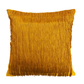 Tassel Cushion