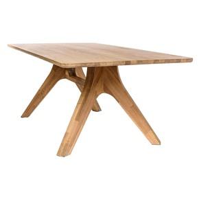 Veizla Rectangular Dining Table - Perama Design - Treniq