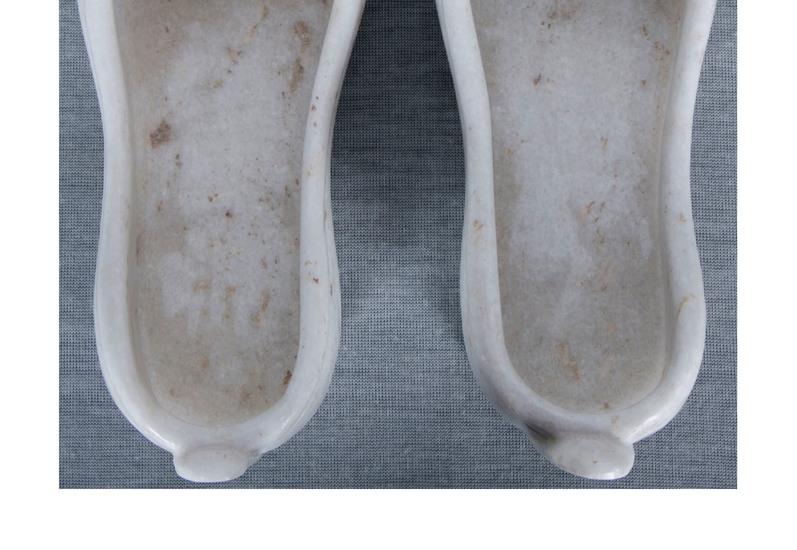 Marble mojari carved additions treniq 3