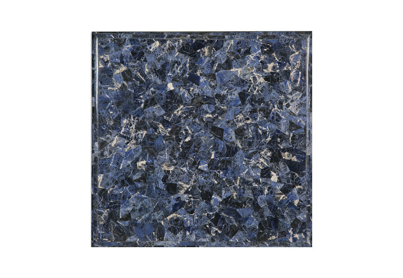 Royal blue sodalite wall hanging carved additions treniq 1