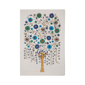 Tree of Life Wall Hanging-Carved Additions-Treniq
