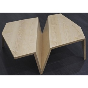 Origami low coffee table