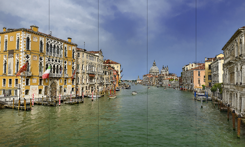 View from accademia bridge  00