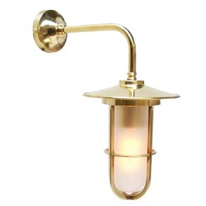 Lena Well Glass Wall Light