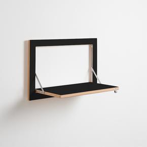 Flaepps Regal/Shelf 60x40-1 schwarz/black