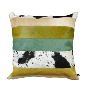 Nueva Raya Cushion - Verde