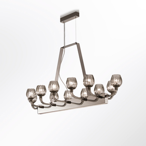 Atlantic Suspension Lamp