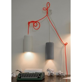 Candle Suspension Lamp I - In-es.art Design - Treniq