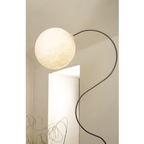 Luna Piantana Floor Lamp - In-es.art Design - Treniq