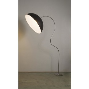 Mezza Luna Piantana Floor Lamp - In-es.art Design - Treniq