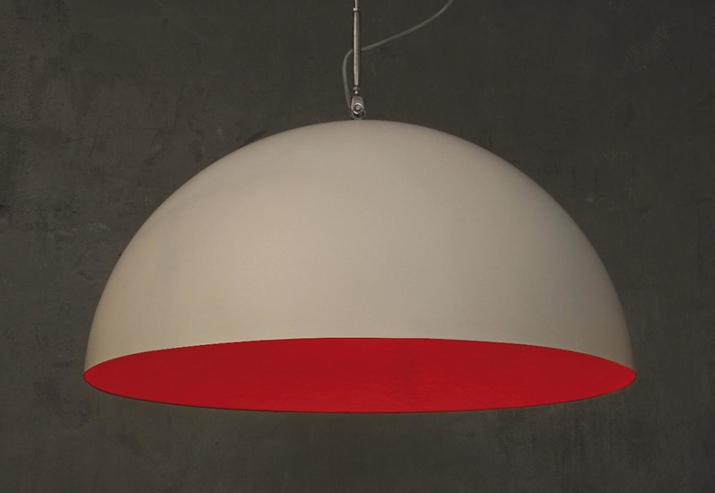 Mezza luna suspension lamp in es.artdesign treniq 2