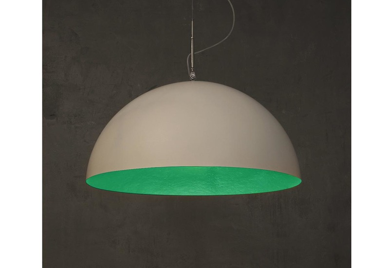 Mezza luna suspension lamp in es.artdesign treniq 1
