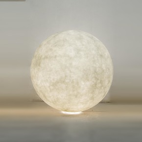 Moon Floor Lamp - In-es.art Design - Treniq