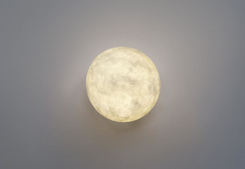 Moon wall lamp in es.artdesign treniq 1