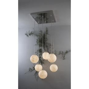 Sei Lune Suspension Lamp - In-es.art Design - Treniq