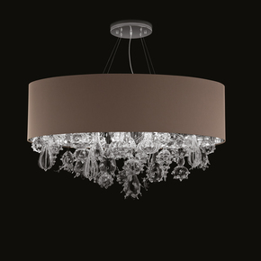 Absolute d'Acqua Suspension Lamp