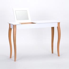 Lillo Large Console Table With Mirror - Ragaba - Treniq