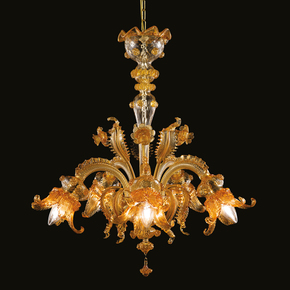 Golden Century 86 Chandelier