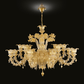Regale Chandelier