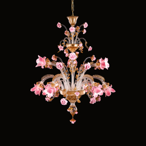 Rosae Rosarum Chandelier