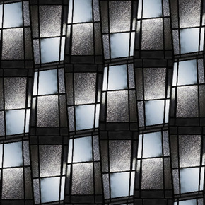 Abstract Photographic Fabric