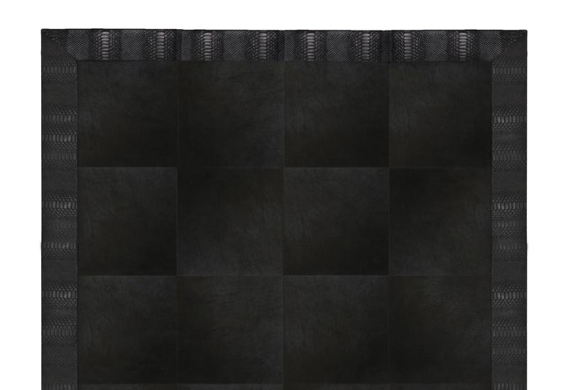 Black cobra rug koket treniq 2