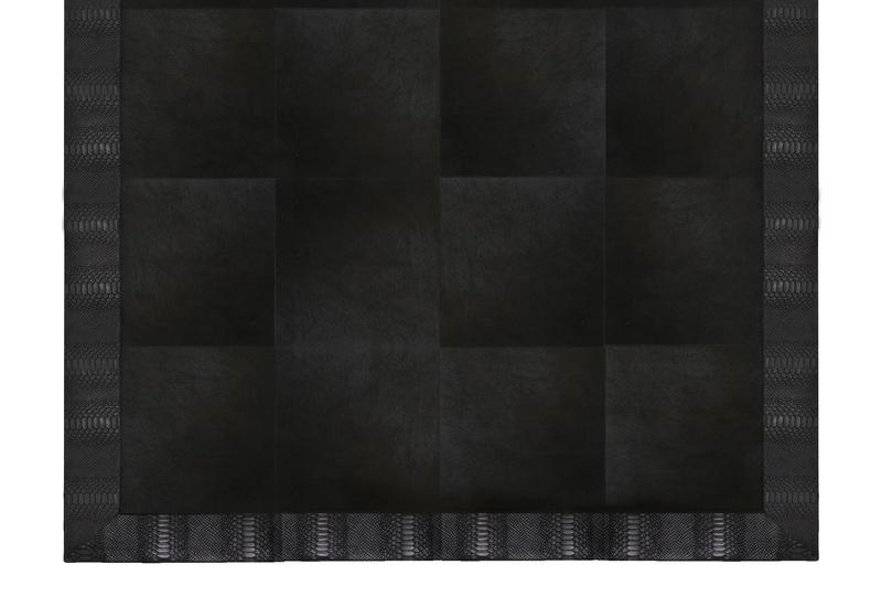 Black cobra rug koket treniq 3