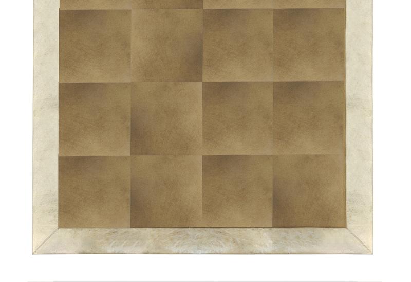 Metallic gold rug koket treniq 3