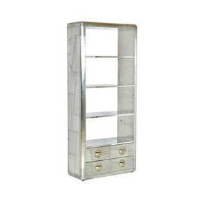 AVIATOR 2 DRAWER BOOKSHELF