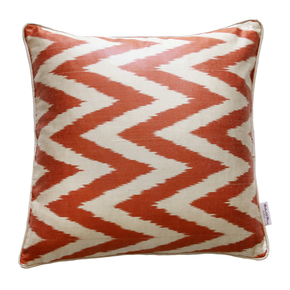 Ikat Cushion Sunray