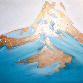 Mountain Earth Painting