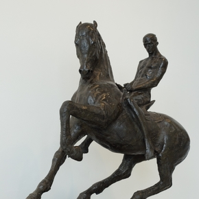 Cavalier II Sculpture
