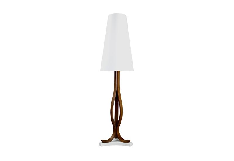Husk floor lamp glenn stableford 1