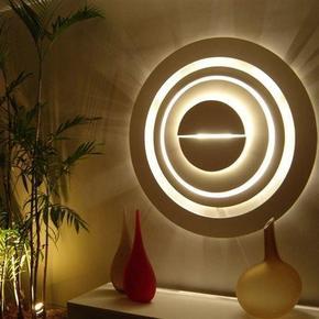 Escultura Luminosa Wall Lamp