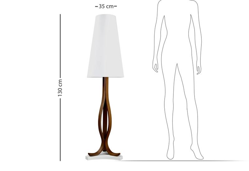 Husk floor lamp glenn stableford 6