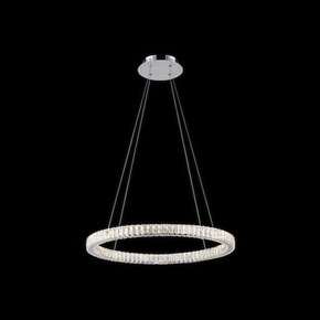 Medium Single Halo Ring - Avivo Lighting - Treniq