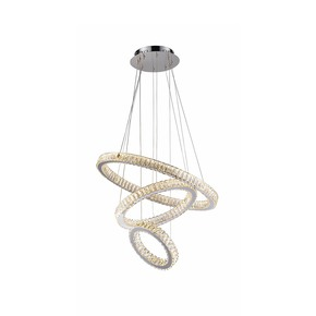 Three Tier Halo Rings - Avivo Lighting - Treniq
