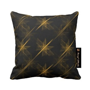Cushion-Gold-Stairs-Print-Design_Beryl-Phala_Treniq_0