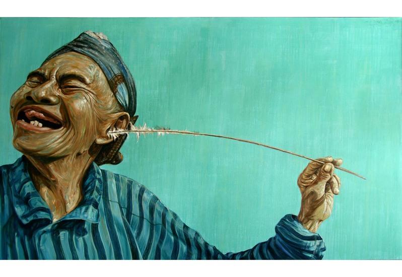 Kenikmatan tiada tara (feelin%e2%80%99 fine)%22 by yogi setyawan addicted art gallery treniq 2
