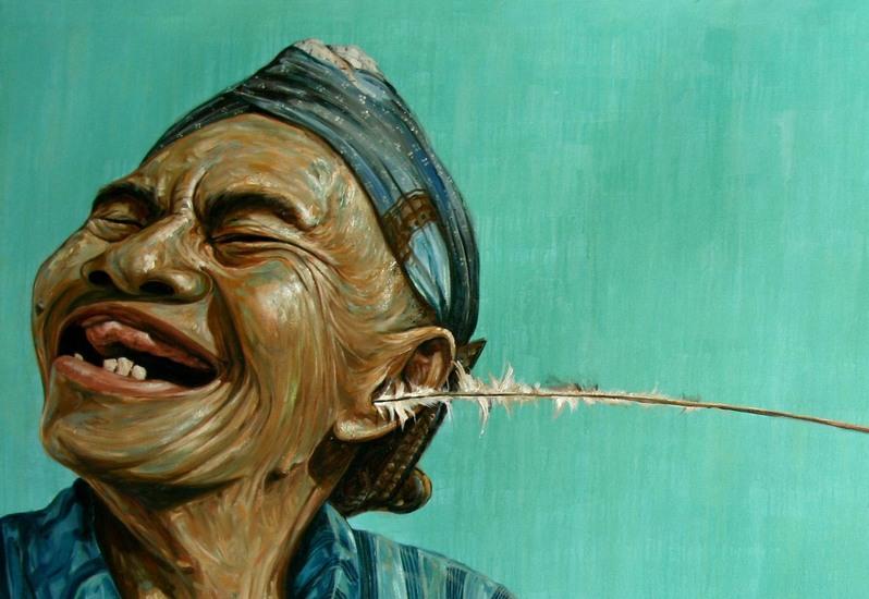 Kenikmatan tiada tara (feelin%e2%80%99 fine)%22 by yogi setyawan addicted art gallery treniq 3