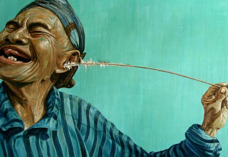 Kenikmatan tiada tara (feelin%e2%80%99 fine)%22 by yogi setyawan addicted art gallery treniq 4