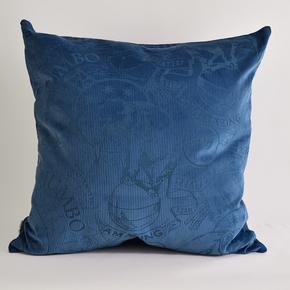 Amazing Jumbo Cushion (Blue)