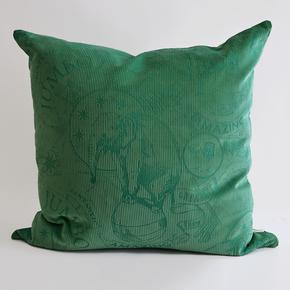 Amazing Jumbo Cushion (Mint Green)