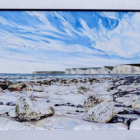 Seven Sisters Cliffs - Kent - England