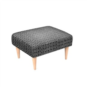 Footstool Knit Print Design