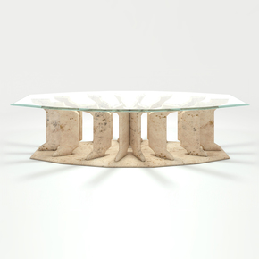The Base Agreement II Conference Table