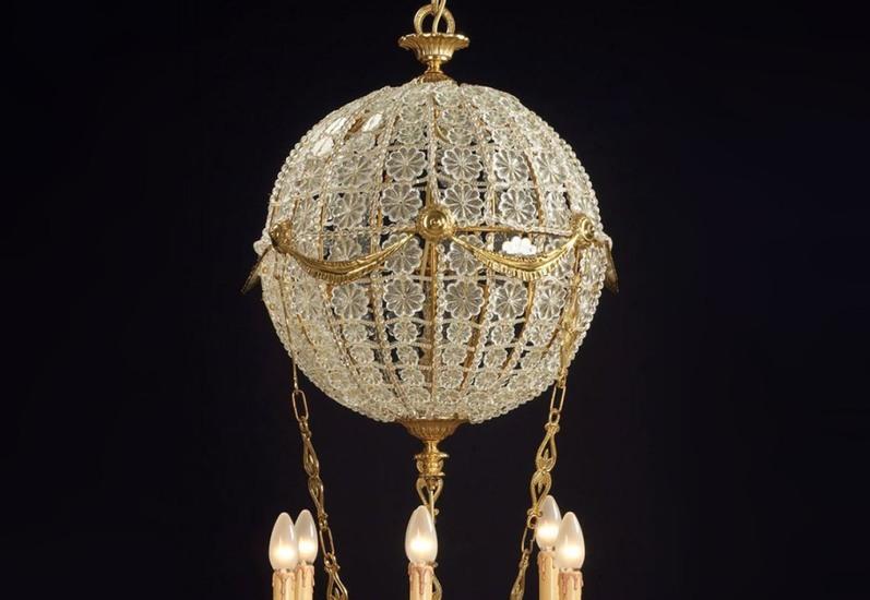 Belle epoque suspension lamp magna lighting ltd treniq 2