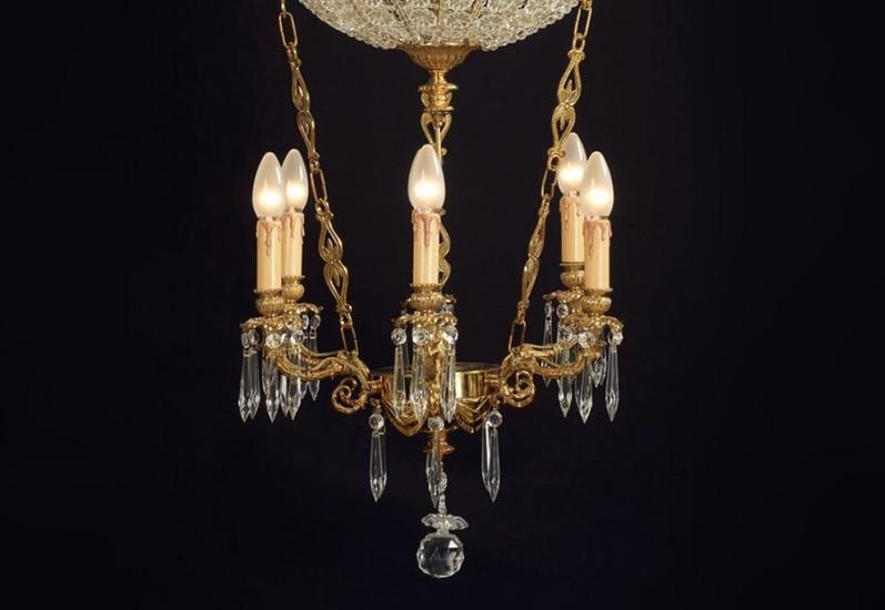 Belle epoque suspension lamp magna lighting ltd treniq 3