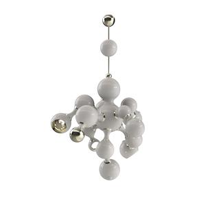 Atomic Suspension Lamp ll - Delightfull - Treniq